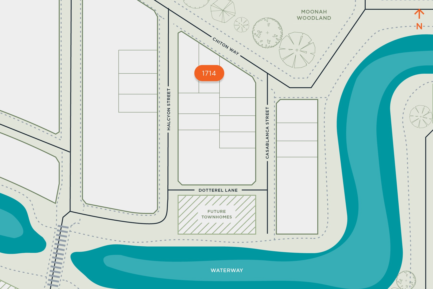 Lot 1714 - The Point